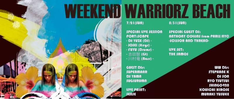 $WEEKEND WARRIORZ BLOG