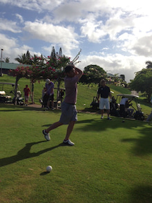 ABC GOLF TOURS ハワイ 「Photo Album」