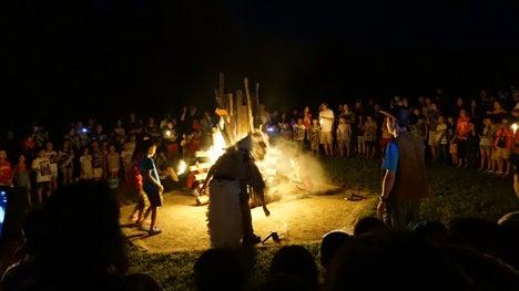 ワンコを連れて!子供と一緒にキャンプに行こう!-2013北軽井沢スウィートグラス202