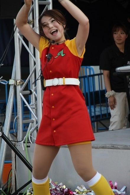 幕張サラリーマンのブログ千葉ロッテマリーンズ 踊るステージMC 庄司こなつさん