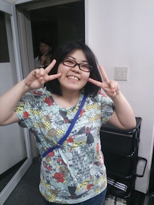 1番乗りは・・オカコこと岡田直子