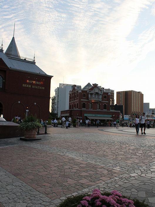 特選街情報 NX-Station Blog-恵比寿ガーデンプレイス 時計広場
