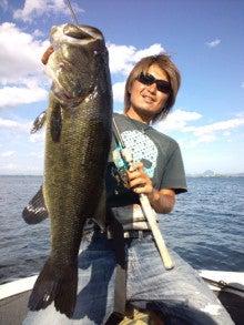 琵琶湖プロガイド 小南 悠のブログ-DCF00652.jpg