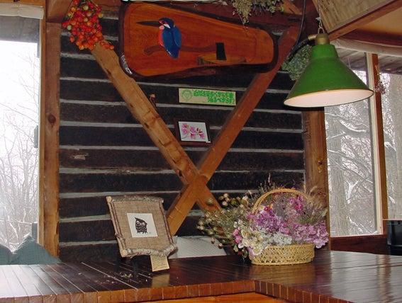 $ニセコの「山宿&自然工房 ウルリー」