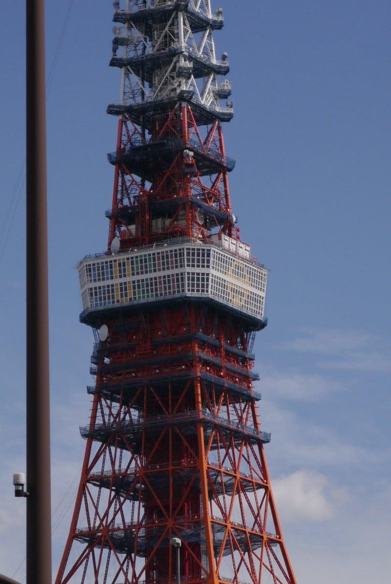 東京タワー ドラえもんイルミ-7