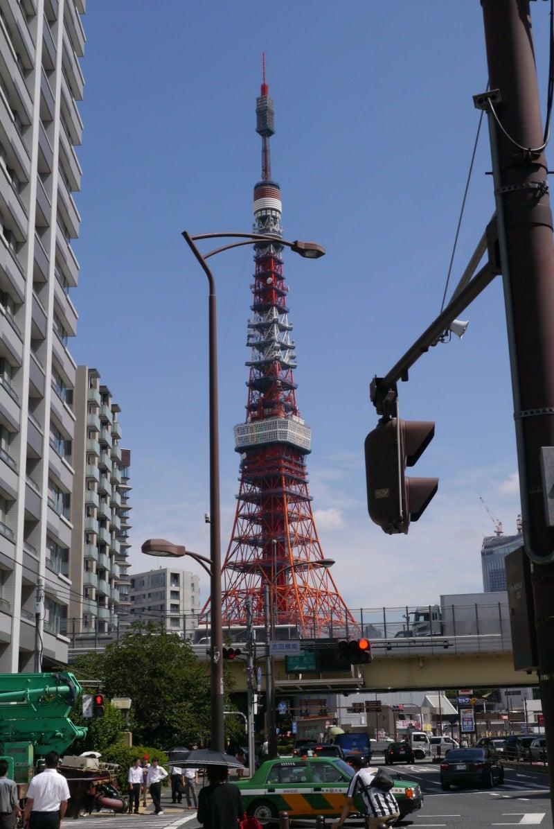 東京タワー ドラえもんイルミ-8
