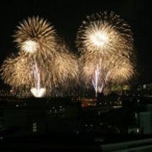 神戸三宮 花火大会ラ…
