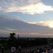 花火前の風景