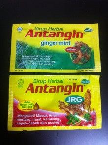 $JCインターナショナルのブログ-Antangin
