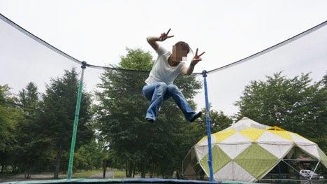 ワンコを連れて!子供と一緒にキャンプに行こう!-2013北軽井沢スウィートグラス138