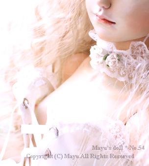 Mayu's doll ─No.54「Fleur(フルール)」