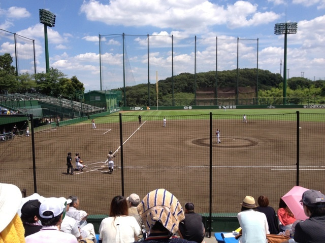 Take me out to the  BallPark……そうだ。球場に行こう!!