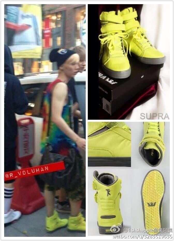 ★EXO 最近EXOちゃんが着用してたお洋服靴について〜★|浅〜く広くK,POP LIFE(90%EXO漬け)