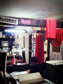 BLACK EYES TATTOO横須賀ブログ