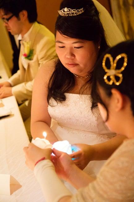 ウエディングカメラマンの裏話*結婚式にまつわるアンなことコンなこと-横浜ベイホテル東急 結婚式 写真
