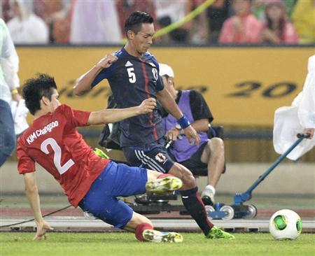 槙野智章 サッカー 日本代表 東アジアカップ 初制覇 韓国 勝利 初優勝