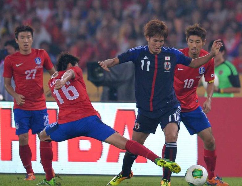原口元気 サッカー 日本代表 東アジアカップ 初制覇 韓国 勝利 初優勝