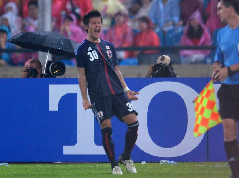柿谷曜一朗 サッカー 日本代表 東アジアカップ 初制覇 韓国 勝利 初優勝
