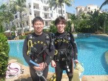 海南潜水 hainandivingのブログ-OWD010104