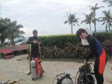 海南潜水 hainandivingのブログ-OWD010101