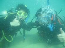 海南潜水 hainandivingのブログ-OWD010108