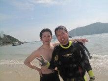 海南潜水 hainandivingのブログ-OWD010112