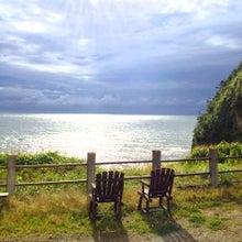 $海と空しか見えない崖の上の小さなcafe GAKE-image