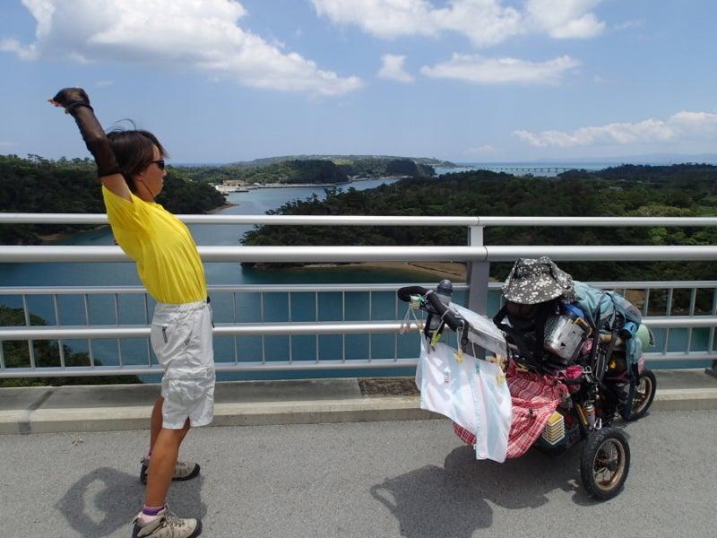 歩き人ふみの徒歩世界旅行 日本・台湾編-島へ