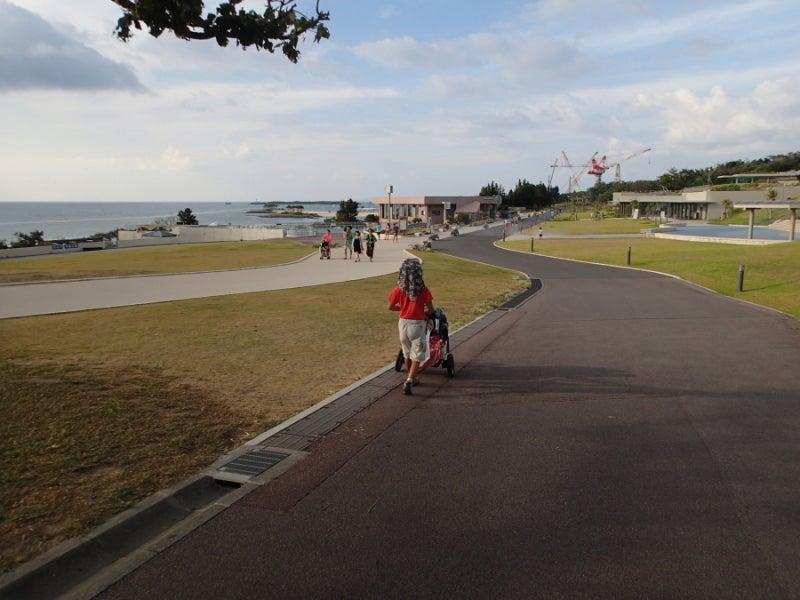 歩き人ふみの徒歩世界旅行 日本・台湾編-海洋博公園2