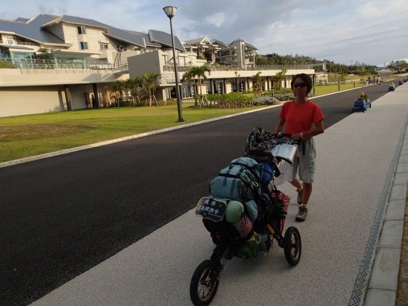 歩き人ふみの徒歩世界旅行 日本・台湾編-ちゅら海水族館2