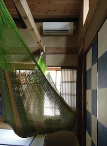 京町家を買って改修する男のblog-2エアコン町家