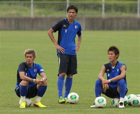柿谷曜一朗 山口螢 扇原貴宏 サッカー Jリーグ 日本代表 東アジアカップ