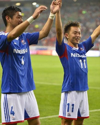 齋藤学 栗原勇蔵 サッカー 日本代表 ウルグアイ戦 東アジアカップ