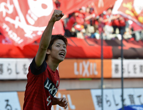 大迫勇也 サッカー 日本代表 東アジアカップ