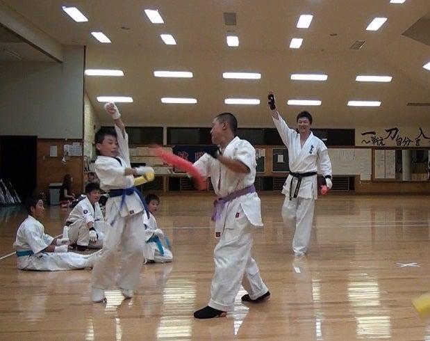 極真カラテ 茂原・本納道場武録~ホンノウドウジョウブログ