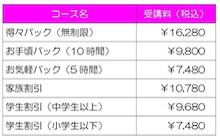 ★☆JOYパソコンスクール栗橋校☆★
