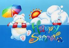 zuzuchoco チョークーアート-happy summer