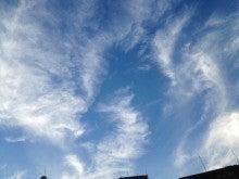 $ハワイの神秘マナ・カード、守護エンジェル、3分で心のブロック解除、波動調整 = 心を軽くする スピリチュアルセラピスト月丸虹呼-Lots of Angels Wings in the sky