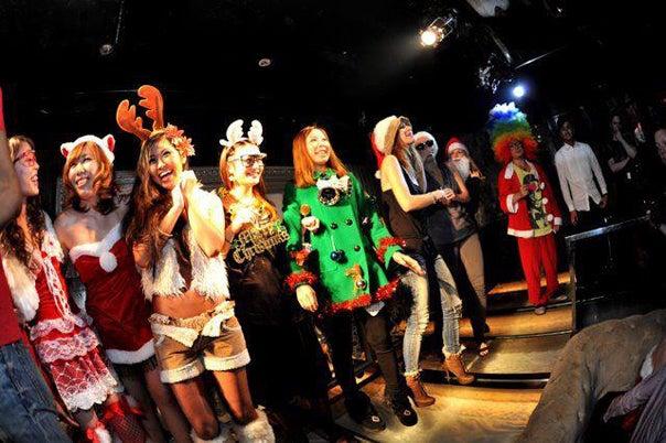 $世界一周写真館~World Travel Photo Gallery-クリスマスパーティー