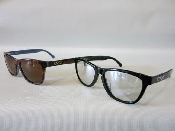 e25ecbf54a Oakley Frogskins Lx Tortoise Blue Sunglasses