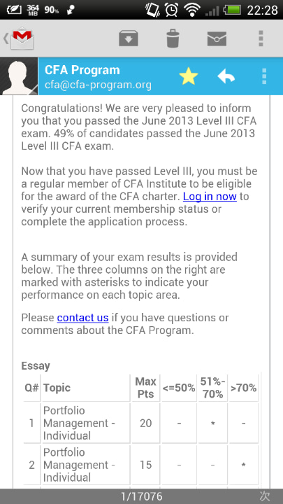 cfa level iii 2006 essay Hi, i have compiled a file which contains all cfa level 3 morning session essay  type questions and guideline answers from 2007-2016 along.