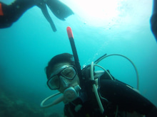 海南潜水 hainandivingのブログ-AOW9
