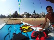 海南潜水 hainandivingのブログ-セイリング11