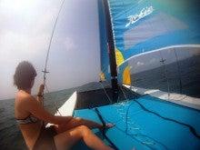 海南潜水 hainandivingのブログ-セイリング9