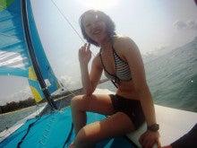 海南潜水 hainandivingのブログ-セイリング7