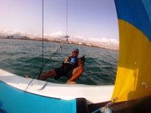海南潜水 hainandivingのブログ-セイリング14