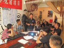海南潜水 hainandivingのブログ-第9期卒業生3