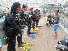 海南潜水 hainandivingのブログ-第9期卒業生2