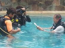 海南潜水 hainandivingのブログ-第11期IDC1