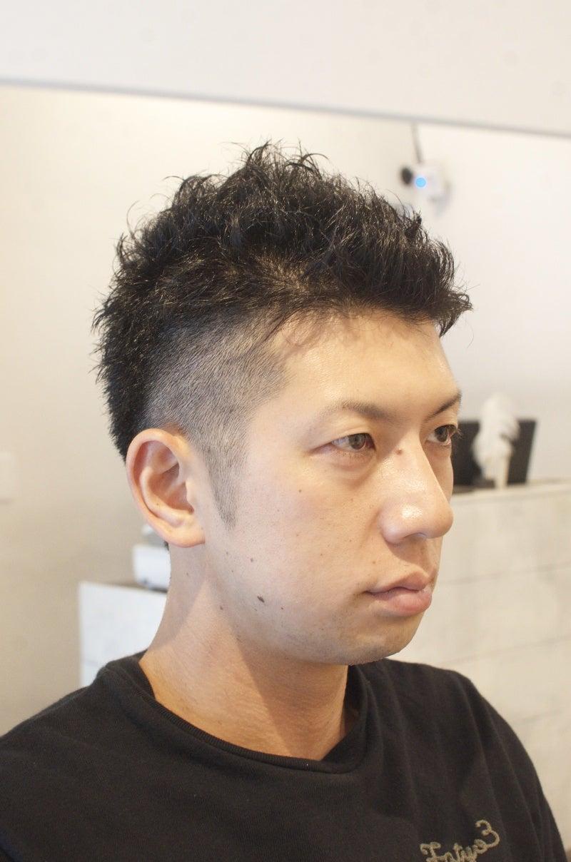 くせ毛をいかす髪型!メンズ ...